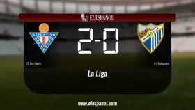 Triunfo del Don Benito por 2-0 ante el At. Malagueño