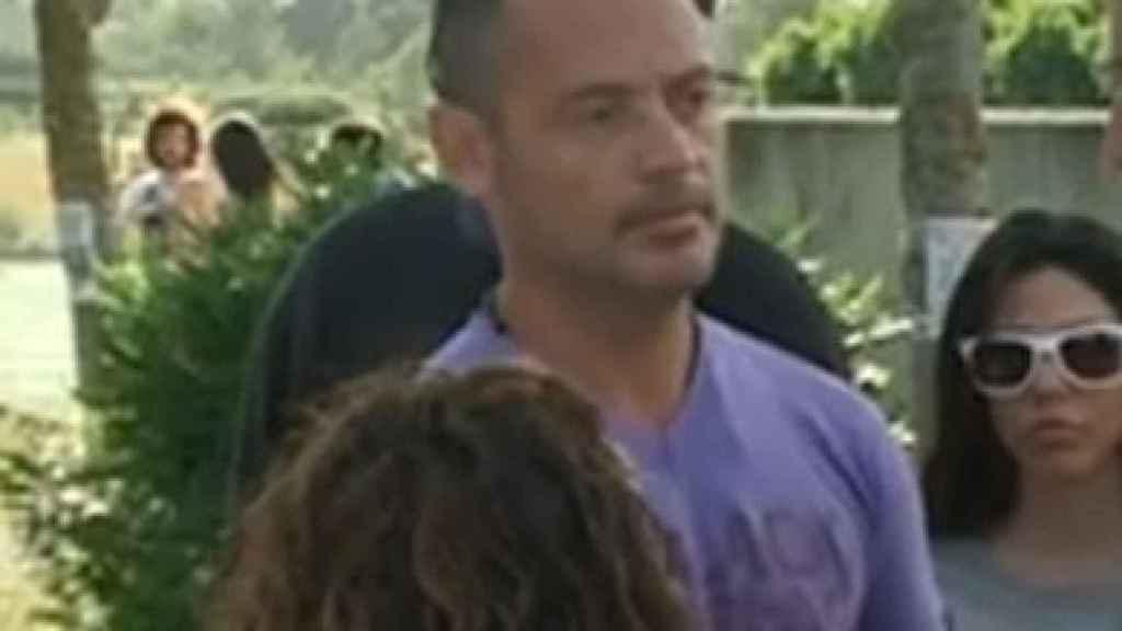El padre de Malén en una imagen de archivo.