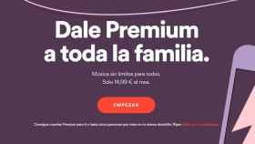 spotify premium familia fraude