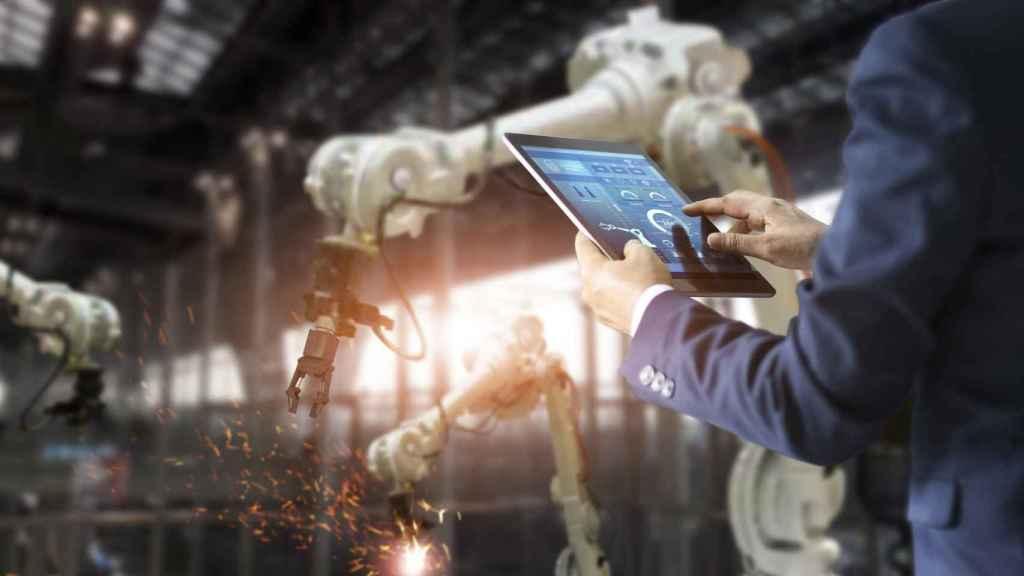 Robots que interactuan para solucionar problemas complejos