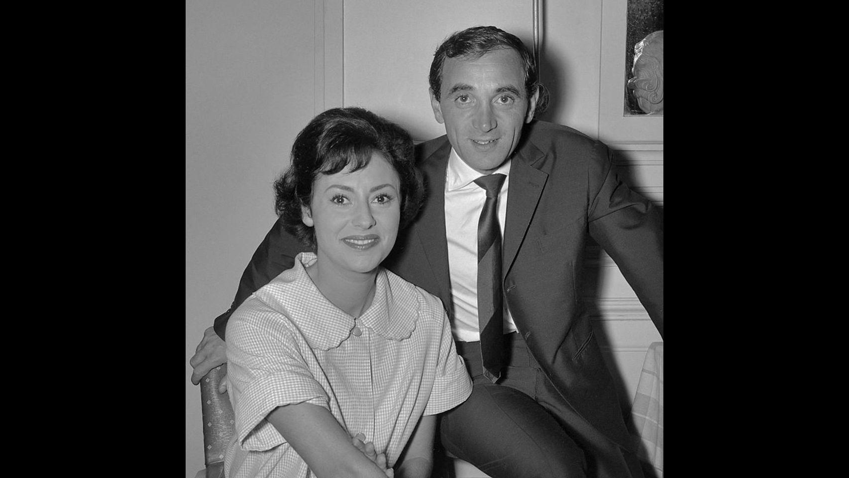 Adiós al inolvidable Charles Aznavour, su vida en imágenes