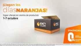 Cientos de productos con descuento en los Días Naranjas de PcComponentes