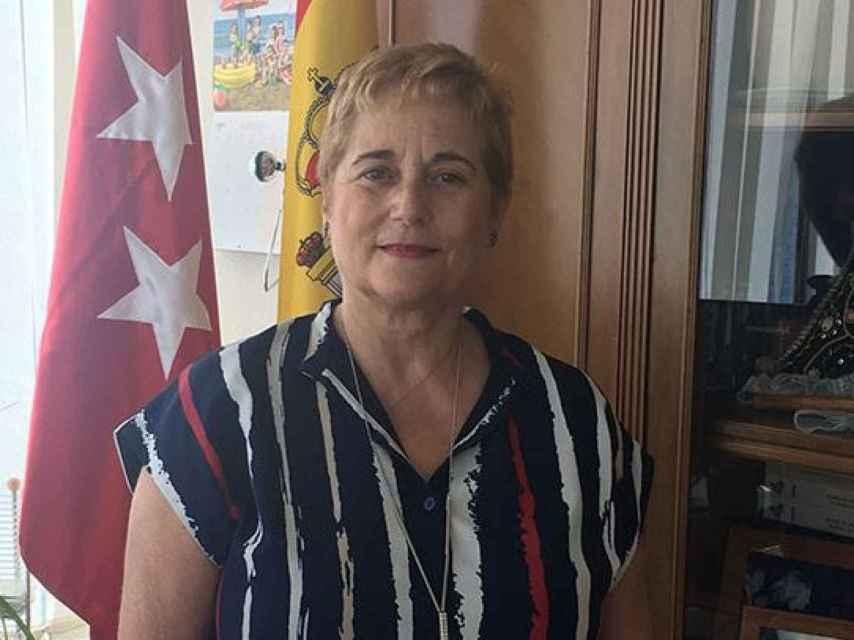 María Tardón./