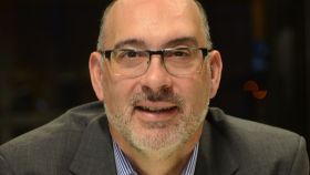 Emilio Gayo, presidente de Telefónica España, en una imagen de archivo.