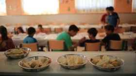 Comedores escolares.