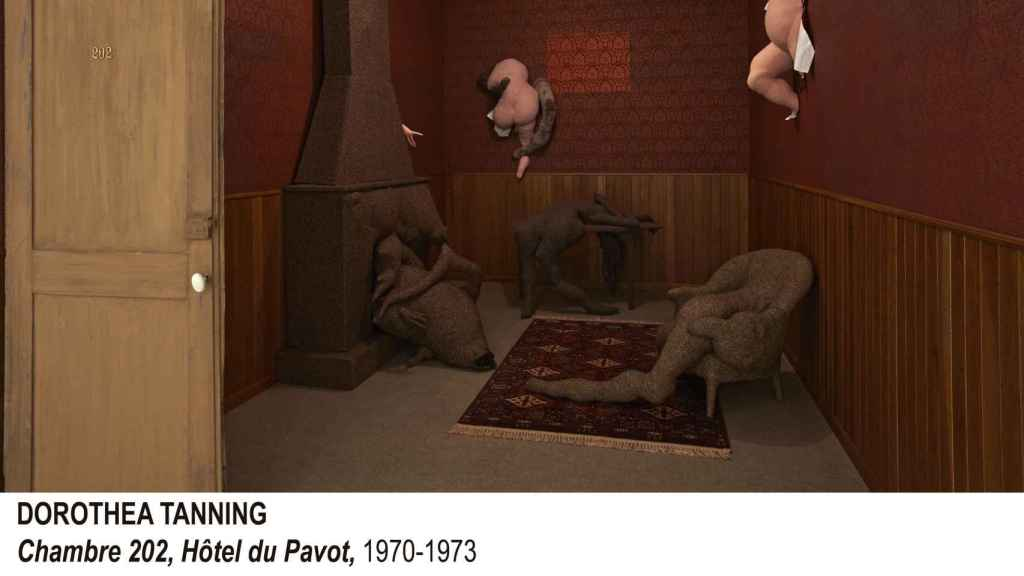 Chambre 202, de Dorothea Tanning.