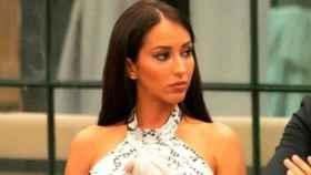 Aurah Ruiz durante el concurso de 'Gran Hermano VIP'.