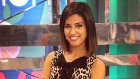La presentadora Núria Marín