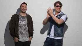 Andy y Lucas. EFE.