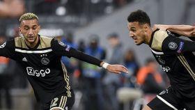 Encuentro entre el Bayern Múnich - Ajax