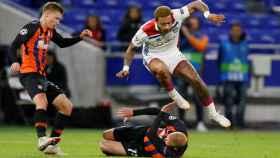 Olympique Lyonnais v Shakhtar Donetsk