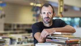 El escritor Isaac Rosa.