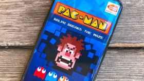 Pac Man y Rompe Ralph, el clásico se vuelve a reinventar