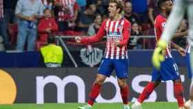 Atlético Madrid-Brujas
