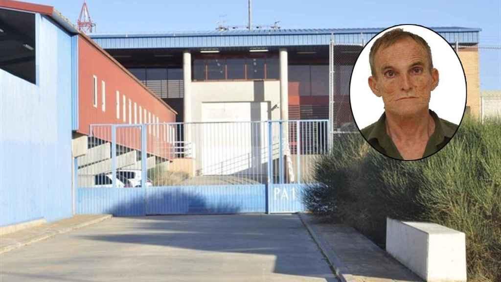 Benito O. P. se fugó en la madrugada del miércoles de la cárcel de Zuera.