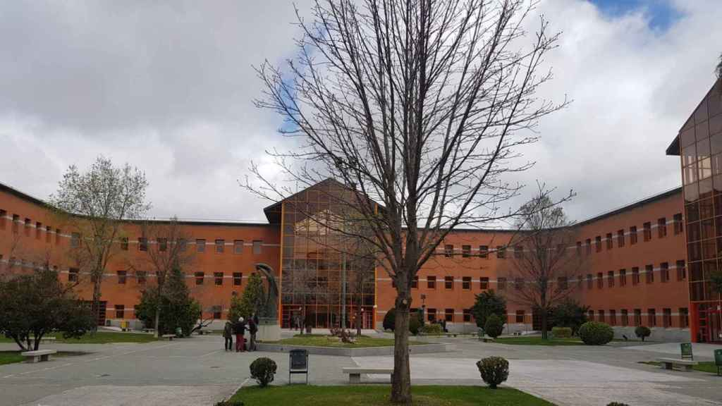 Sede de la Universidad Rey Juan Carlos.