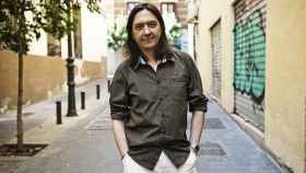 El escritor y cineasta Santiago Lorenzo.