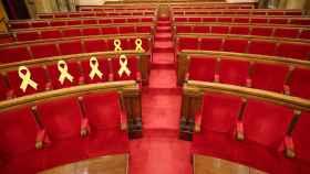 El Parlament de Cataluña, en una imagen de archivo.
