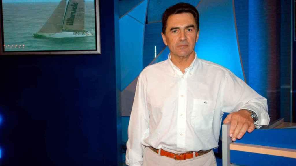Pedro Campos, en una imagen de archivo.
