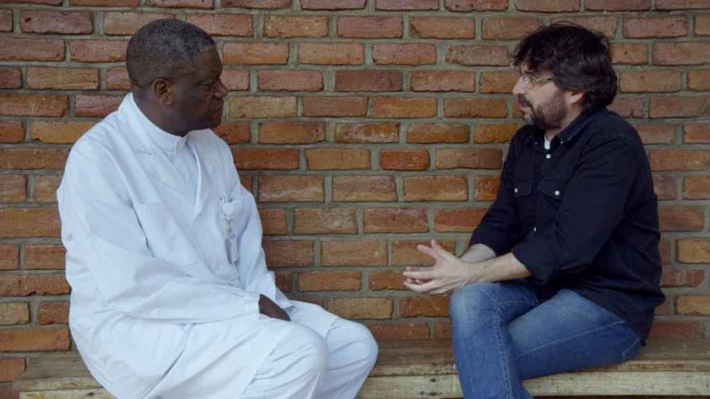Denis Mukwege, Premio Nobel de la Paz, entrevistado por Jordi Évole.