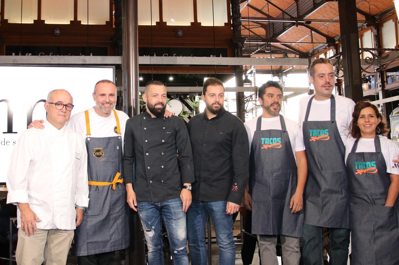 MSM - Algunos de los nuevos chefs con propuesta gastronómica