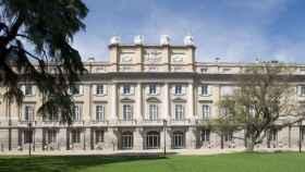 Fachada del Palacio de Liria