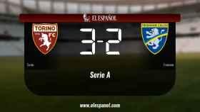 El Torino se queda los tres puntos