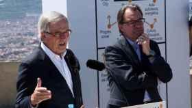 El expresidente de la Generalitat catalana, Artur Mas, y el exalcalde de Barcelona, Xavier Trías.