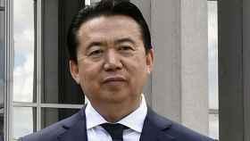 Meng Hongwei, el presidente de Interpol.