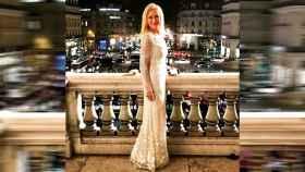 Cristina Cifuentes en la gala de apertura de la temporada de danza del Palacio Garnier de París.