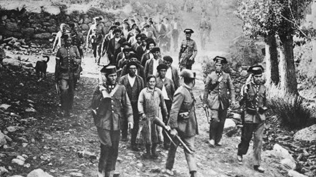 Más de 1.000 personas murieron en Asturias a causa de la revolución de octubre de 1934.