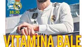 Portada del diario AS (06/10/2018)
