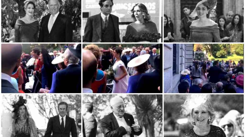 Fernando Fitz-James Stuart y Sofía Palazuelo ya son marido y mujer.