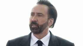 El actor Nicolas Cage en Sitges.