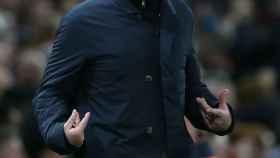 José Mourinho en el Manchester United - Newcastle United