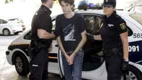 Imágenes del traslado a juzgados del Unabomber en 2012. Ahora está en la calle.