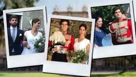 Todos los detalles de la boda de Fernando Fitz-James Stuart y Sofía Palazuelo.