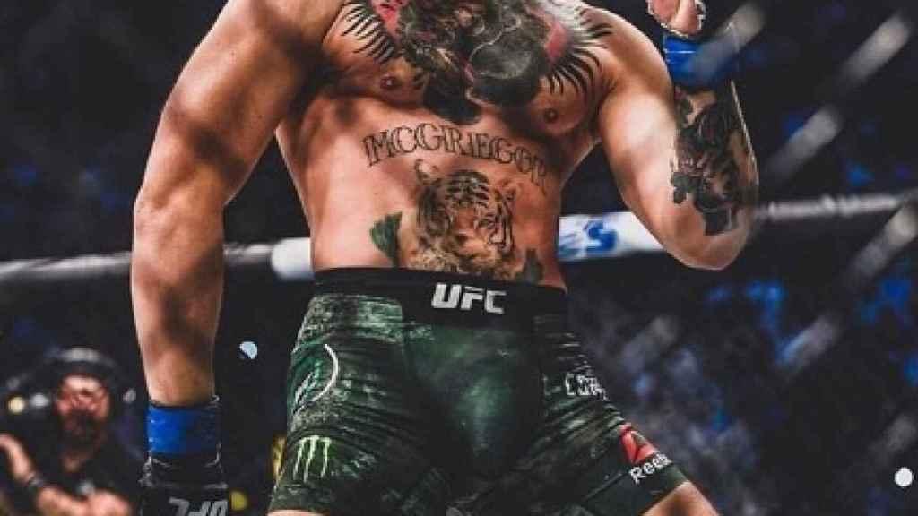 Conor McGregor afirmó que volverá tras la derrota ante Khabib. Foto: Instagram (@thenotoriousmma)