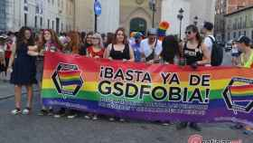 manifestacion dia orgullo gay lgtb valladolid 6