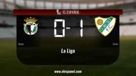 El Coruxo se impone por 0-1 al Burgos