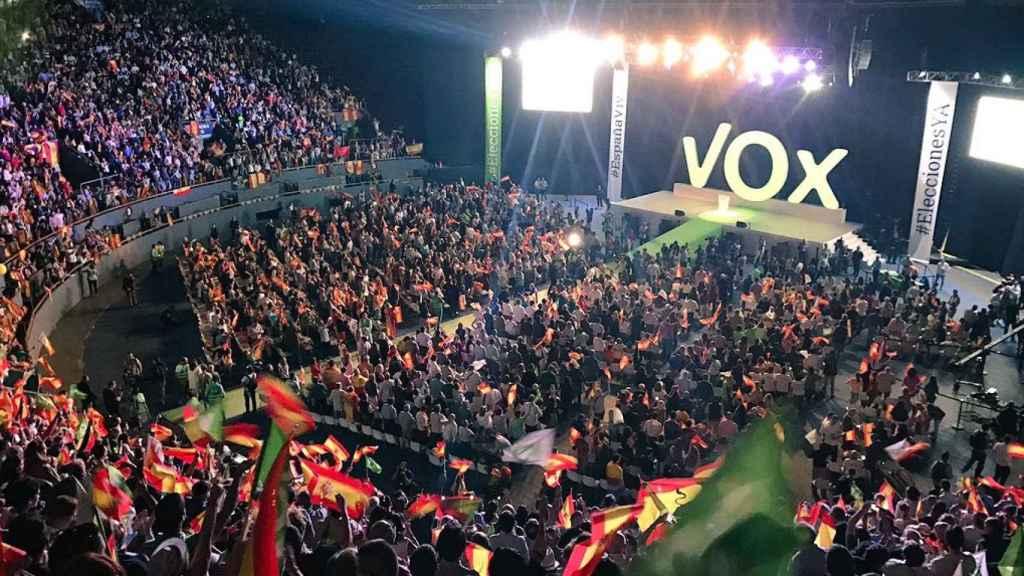 Los organizadores calculan que han reunido a 10.000 personas.