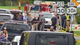 Los servicios de emergencia se han desplazado de inmediato al lugar del accidente.