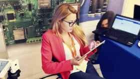 La periodista Victoria Marinova.