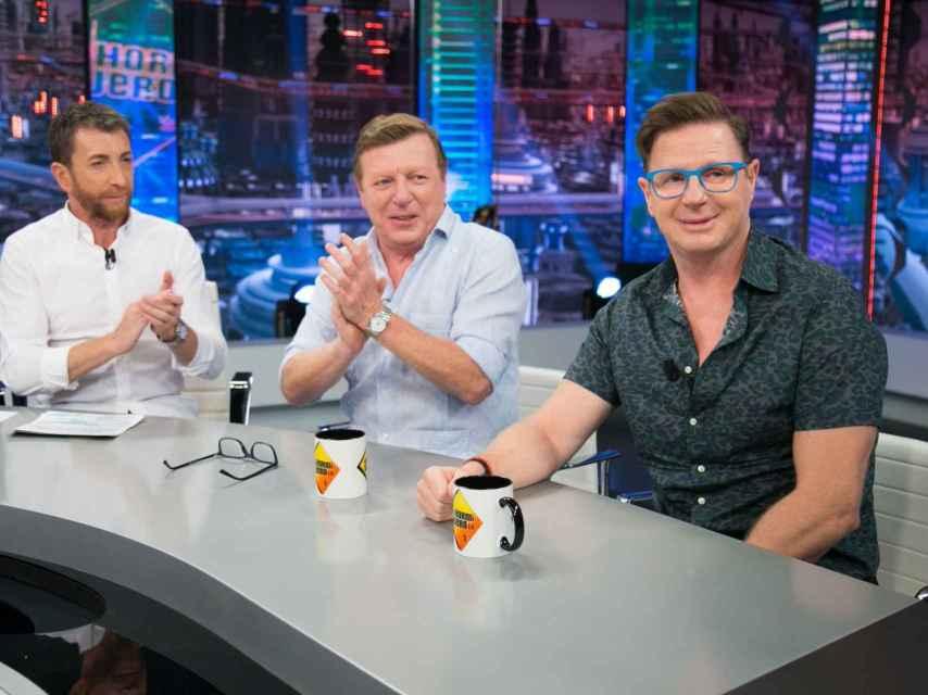 Fotograma de 'El Hormiguero', uno de los programas que mayores ingresos de publicidad genera para Antena 3.