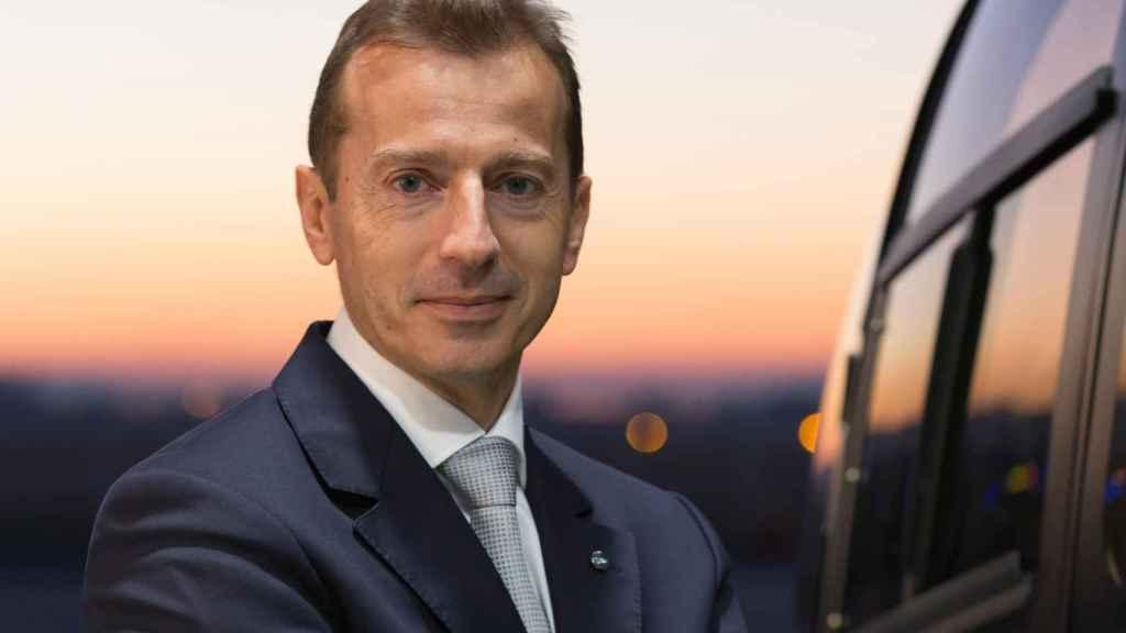 Guillaume Faury, nuevo consejero delegado de Airbus.