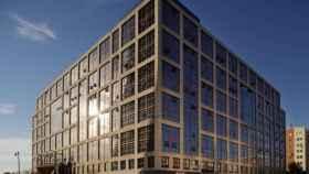 Edificio de Testa en Madrid en una imagen de archivo.