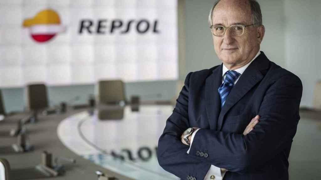 Antonio Brufau, presidente de Repsol.
