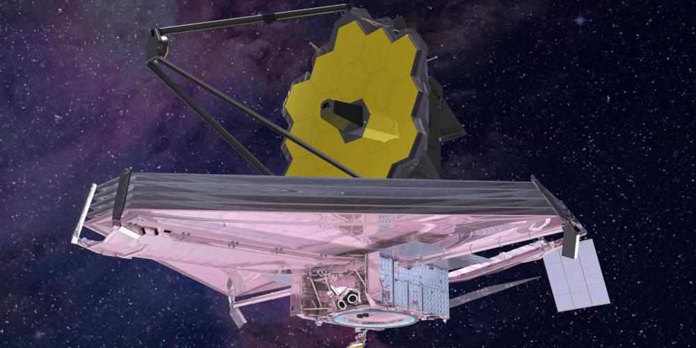 james webb telescopio