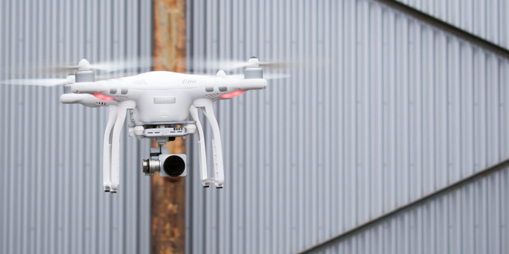 dji phantom dron