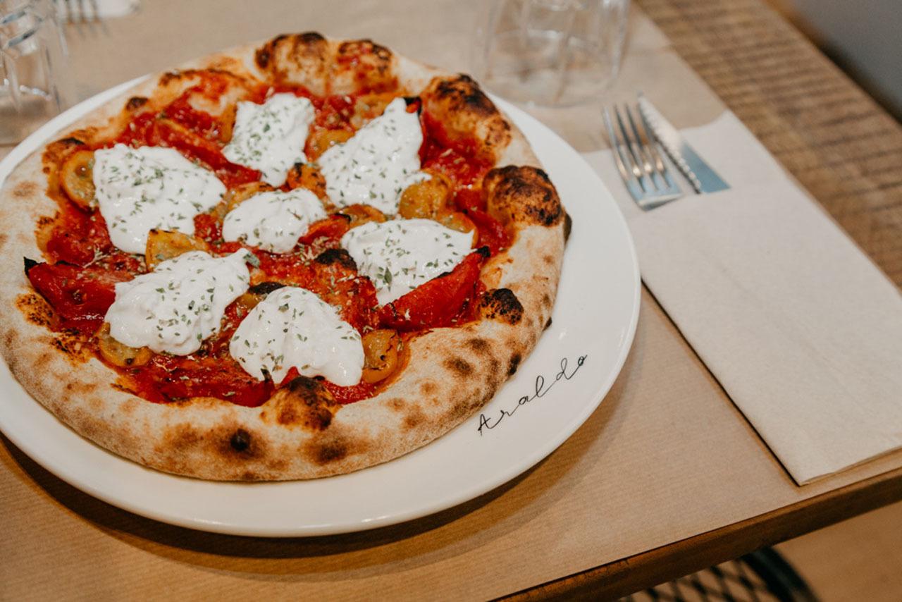 Las mejores pizzas de Madrid - Araldo